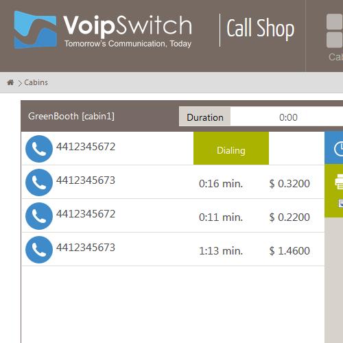 CallShop 3.0
